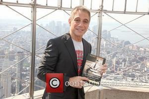 Tony Danza promotes his new book 'I'd Like to Apologize to Every Teacher I Ever Had' on the 86th-floor observation...