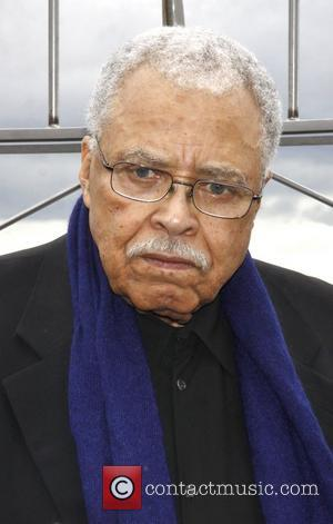 James Earl Jones  2012 Tony Award Nominees Photocall at the Empire State Building Observatory  New York City, USA...