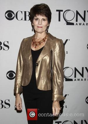 Lucie Arnaz and Times Square