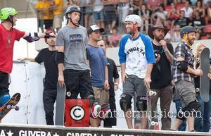 Tony Hawk and Big Day Out