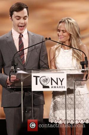 Jim Parsons, Kristin Chenoweth and Tony Awards