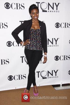Condola Rashad 'Meet the 2012 Tony Award Nominees' press reception, held at the Millennium Broadway Hotel Times Square. New York...