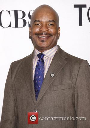 David Alan Grier 'Meet the 2012 Tony Award Nominees' press reception, held at the Millennium Broadway Hotel Times Square. New...