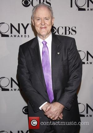 John Lithgow and Times Square