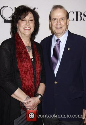Lynne Meadow and Barry Grove 'Meet the 2012 Tony Award Nominees' press reception, held at the Millennium Broadway Hotel Times...