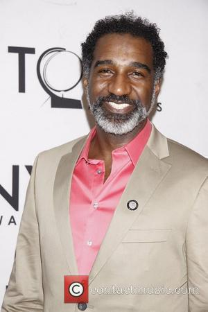 Norm Lewis 'Meet the 2012 Tony Award Nominees' press reception, held at the Millennium Broadway Hotel Times Square. New York...