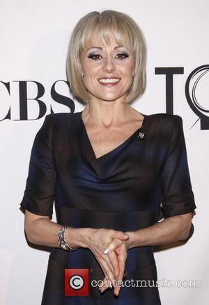 Tracie Bennett 'Meet the 2012 Tony Award Nominees' press reception, held at the Millennium Broadway Hotel Times Square. New York...