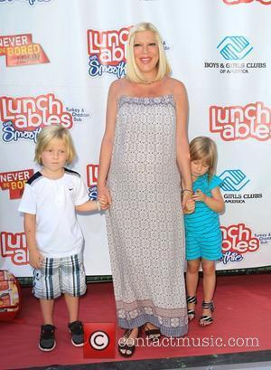 Tori Spelling: Pregnancy Made Marriage Stronger