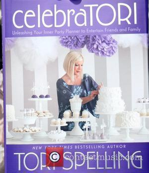 Atmosphere and Tori Spelling