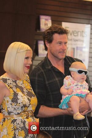 Tori Spelling and Dean Mcdermott