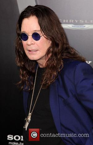 Musician Ozzy Osbourne  Los Angeles premiere of 'Total Recall' at Grauman's Chinese Theatre Hollywood, California - 01.08.12