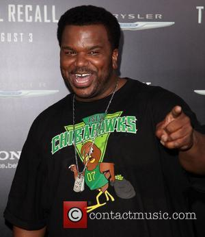 Craig Robinson Los Angeles premiere of 'Total Recall' at Grauman's Chinese Theatre Hollywood, California - 01.08.12