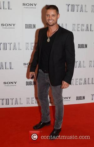 Keith Duffy Premiere of 'Total Recall' held at The Savoy - Arrivals Dublin, Ireland - 14.08.12.