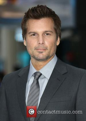 Len Wiseman London premiere of 'Total Recall' held at Vue Leicester Square - Arrivals London, England - 16.08.12