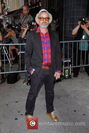 Michael Stipe at the New York Premiere of 'Total Recall' at Chelsea Clearview Cinema. New York City, USA - 02.08.12