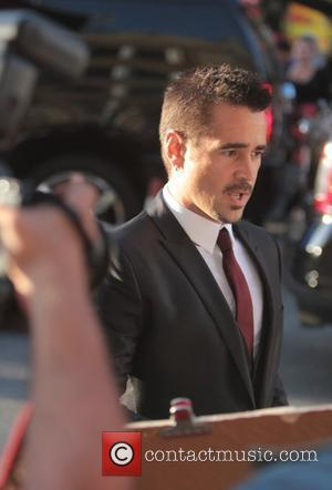 Colin Farrell Swaps Parties For Gym And Jogging
