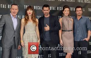 Bryan Cranston, Colin Farrell, Jessica Biel, Kate Beckinsale and Len Wiseman