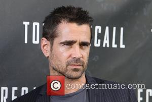 Colin Farrell's Fast Food Vacation