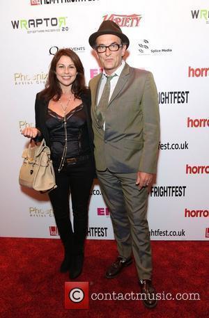Julie Graham and Ralph Brown Film4 Frightfest: Tower Block closing film - Arrivals London, England - 27.08.12