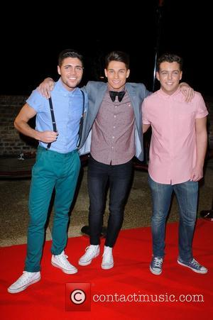 Tom Pearce, Joey Essex, James and Diags' Bennewith