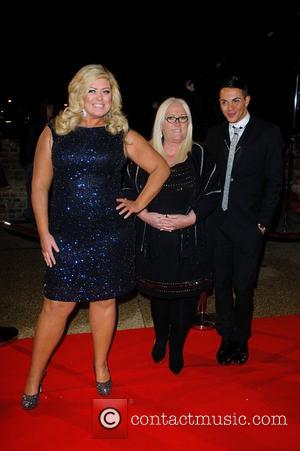 Gemma Collins, Joan Collins and Bobby Norris