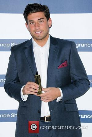 James Argent  attend a photocall at The Fragrance Shop in Bluewater Kent, England - 31.03.12