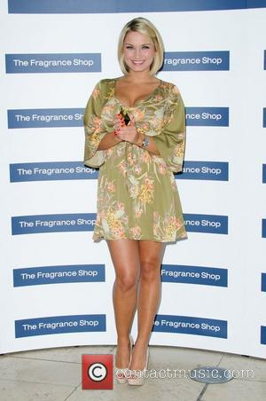 Sam Faiers and Bluewater