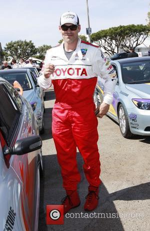 Eddie Cibrian  The 36th Annual Toyota Pro/Celebrity Race - Press Practice Day Long Beach, California - 03.04.12