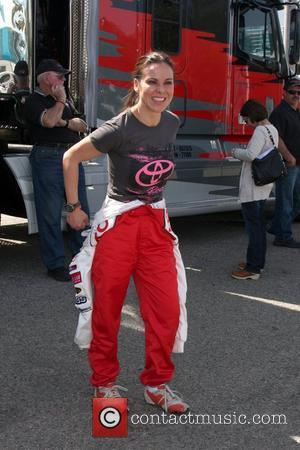 Kate del Castillo  The 36th Annual Toyota Pro/Celebrity Race - Press Practice Day  Long Beach, California - 03.04.12