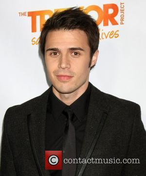 Kris Allen  The Trevor Project's 2011 Trevor Live! at The Hollywood Palladium - Arrivals Los Angeles, USA - 04.12.11