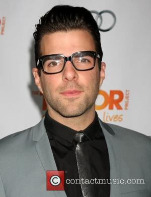 Zachary Quinto's Iphone Stolen
