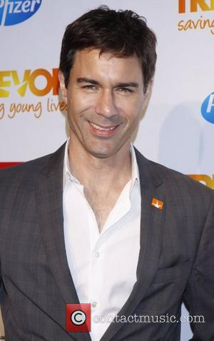 Eric McCormack  'The Trevor Project's Trevor Live' benefit, held at Chelsea Piers New York City, USA – 25.06.12
