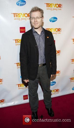 Anthony Rapp 'The Trevor Project's Trevor Live' benefit, held at Chelsea Piers New York City, USA – 25.06.12