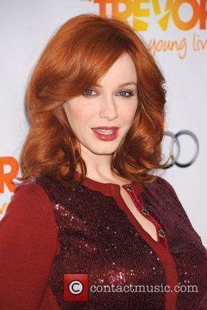 Christina Hendricks Encouraged Parents To Divorce