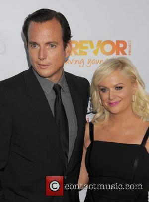 Will Arnett and Amy Poehler