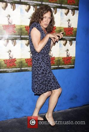 Karen Ziemba Opening night of 'Triassic Parq' at the Soho Playhouse – After Party New York City, USA – 27.06.12