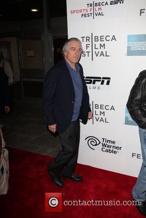 Robert De Niro and Tribeca Film Festival