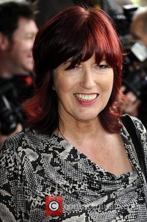 Janet Street Porter The TRIC Awards held at the Grosvenor House - Arrivals.  London, England - 13.03.12