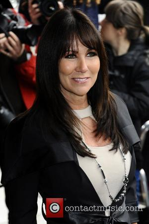 Linda Lusardi The TRIC Awards held at the Grosvenor House - Arrivals.  London, England - 13.03.12