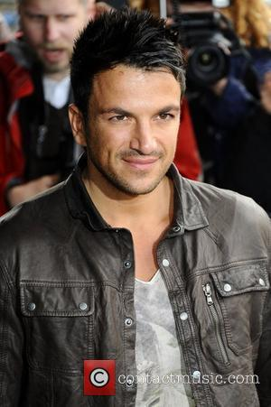 Peter Andre and Grosvenor House