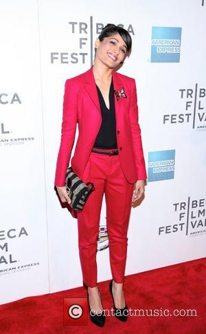 Freida Pinto and Tribeca Film Festival