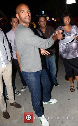 Amaury Nolasco leaves the Trousdale Lounge in West Hollywood Los Angeles, California - 27.07.12
