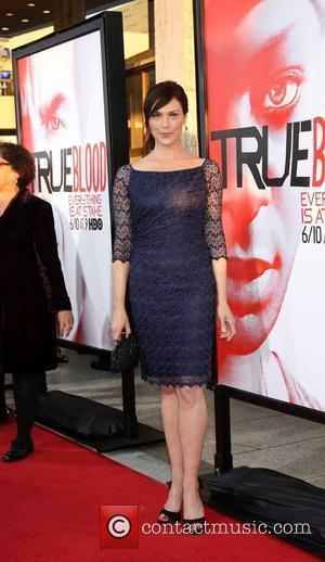 Michelle Forbes  'True Blood' Season 5 premiere held at ArcLight Hollywood - Arrivals Hollywood, California - 30.05.12