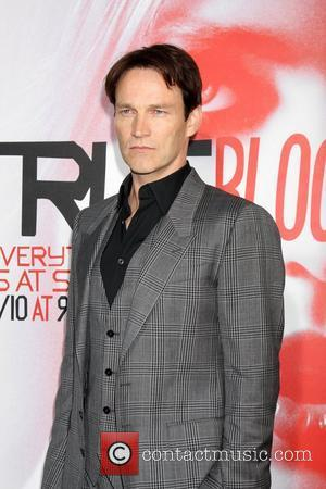 Stephen Moyer  'True Blood' Season 5 premiere held at ArcLight Hollywood - Arrivals Hollywood, California - 30.05.12