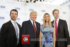 Donald Trump Jr, Eric Trump and Ivanka Trump