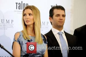 Ivanka Trump and Donald Trump Jr
