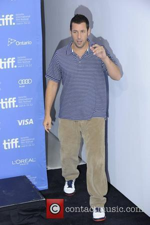 Adam Sandler  'Hotel Transylvania' press conference photo call during the 2012 Toronto International Film Festival at TIFF BELL Lightbox....