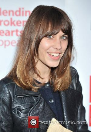 Alexa Chung The Tunnel of Love 2012 held at the Proud, Camden. London, England - 29.05.12