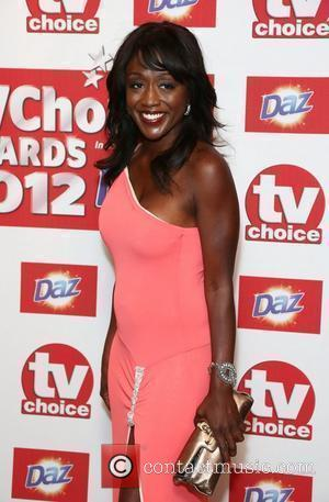 Diane Parish The TVChoice Awards 2012 held at the Dorchester hotel - Arrivals London, England - 10.09.12