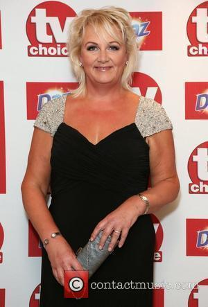 Sue Cleaver The TVChoice Awards 2012 held at the Dorchester hotel - Arrivals London, England - 10.09.12